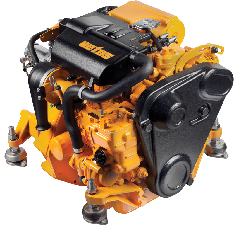 Vetus moottorit