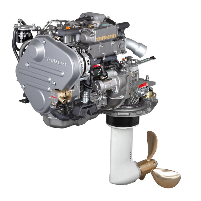 Yanmar moottorit